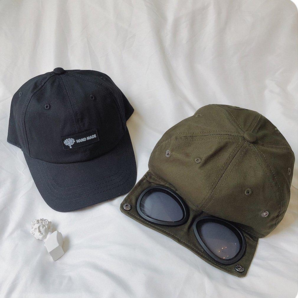 Adult Fashion Cotton Denim Baseball Cap Inverse Classic Dad Hat Adjustable Plain Cap