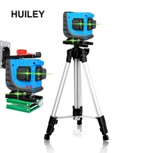 12 Line Laser Level Self-Leveling Green Laser Level Remote Control Lifting Platform Wall Bracket Tripod 360 Degree Rotatable new electronic leveling green laser level 3d line meter remote control operation