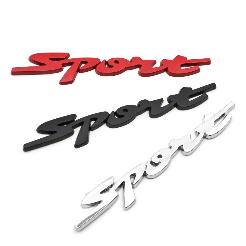 Автомобиль Мотоцикл 3d Спортивный Логотип Спортивная высокопроизводительная