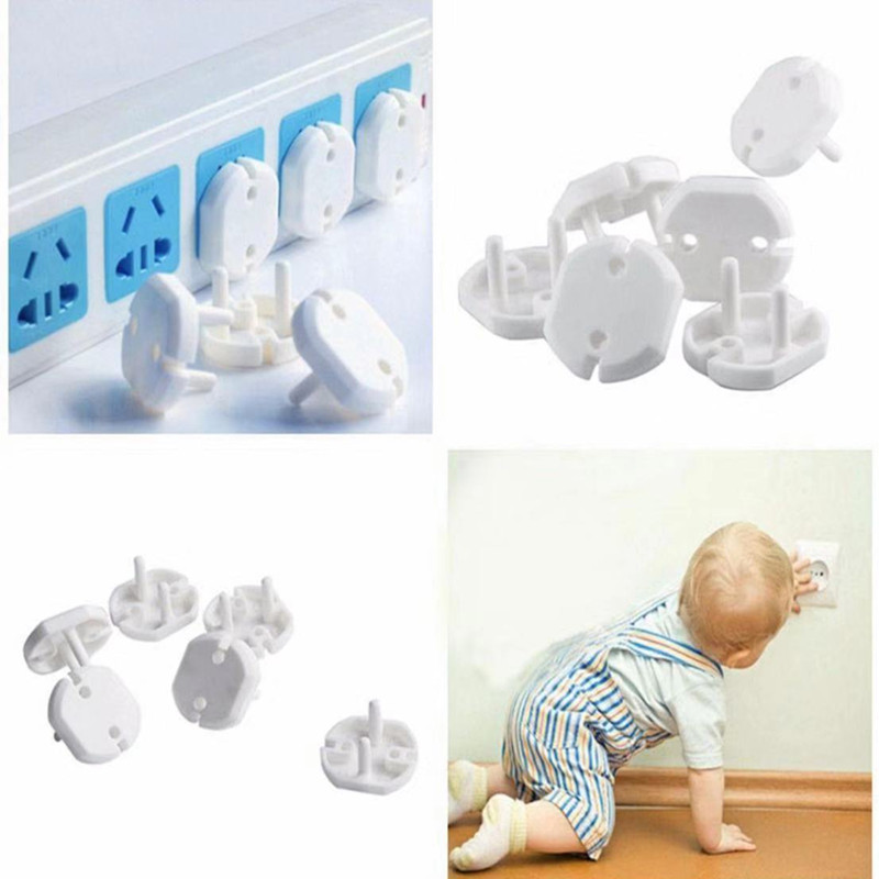 20Pc/Set Electrical Accessories Home Improvement Baby Safety Protector Power Socket Plug Cover