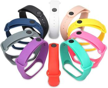 Strap for Mi Band 4 Replacement WristStrap for Mi Band 5 Bracelet for Mi Band 3 wriststrap Watch strap for Xiaomi Mi band 5