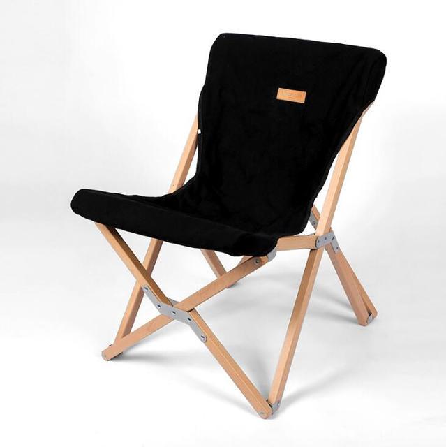 Wooden Folding Chair 3