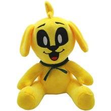 Mikecrack mike-crack brinquedos de pelúcia cão amarelo macio enchido bonecas 25cm