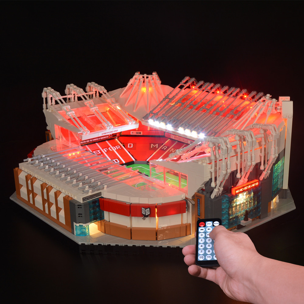 Led Light Kit For  10272 Old Trafford Manchester  (Model NOT Included)