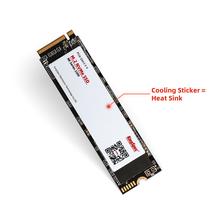 KingSpec ssd 512gb m2 nvme 2280 M 2 ssd 500gb 128GB 512GB 1TB dysk półprzewodnikowy M2 256gb PCIe NVME wewnętrzny dysk twardy Hdd tanie tanio Pci express CN (pochodzenie) SM2263XT Read 1000-2400MB s Write 800-1700mb Pci-e Pulpit Laptop M 2 PCIe NVME 3Years 0 93 * Display capacity