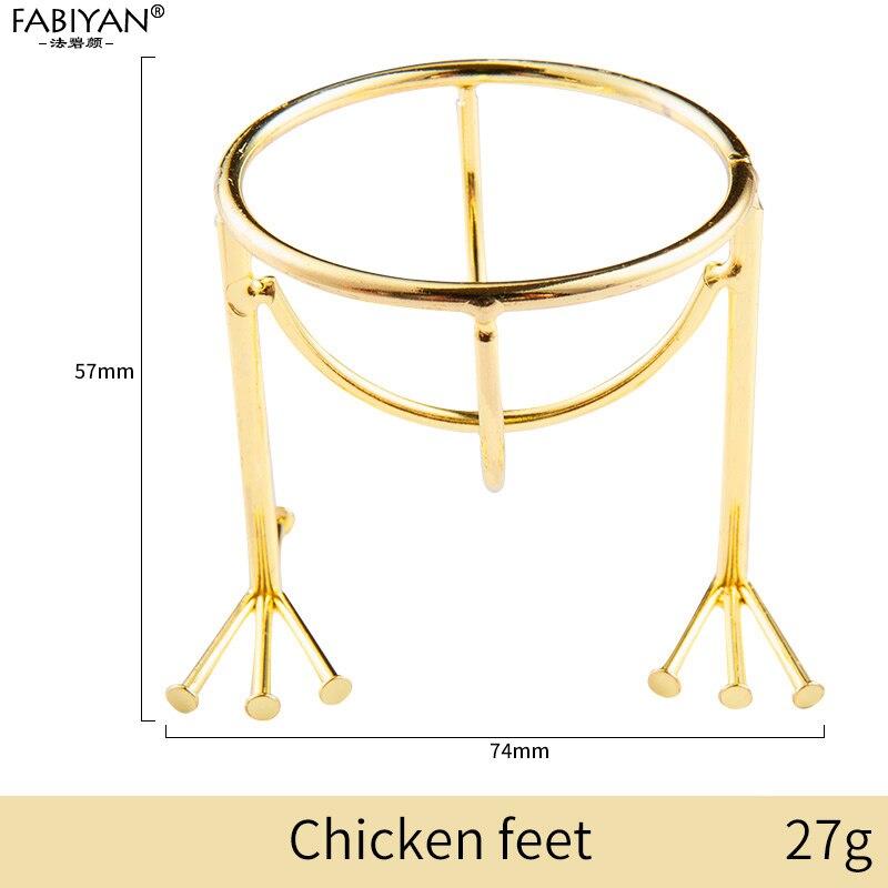Gold Chicken Feet