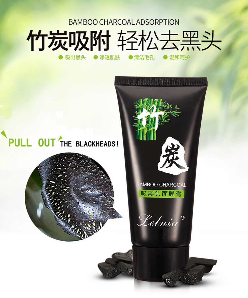 Maska trądzikowa czarna maska Shills maska do usuwania zaskórników nos porów Strip Peeling leczenie trądziku czarne głębokie oczyszczanie pielęgnacja skóry