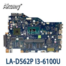 Ideapad Lenovo LA-D562P 110-15ISK Original for 110-15isk/Original/Mainboard/4g-ram I3-6100U/6006U