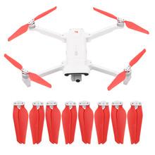 Quick-Release składane śmigło część dla XIAOMI FIMI X8 SE RC Quadcopter Drone Quadcopterchildren zabawki dla dzieci 2019 HOT g20 tanie tanio ONTO-MATO Z tworzywa sztucznego 365 days Silnik szczotki 7 4V 2500mAh Lipo Battery 240-300 Mins 4 kanałów 4 * 1 5V AA batteries (not included)