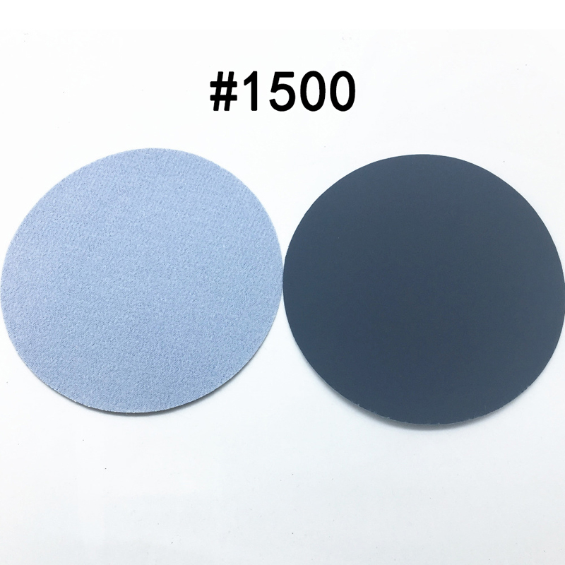 20Pcs 75mm 800//1500/2000/3000 Grit Water Dry Sanding Discs Sheet Aterproof And Oilproof Sandpaper
