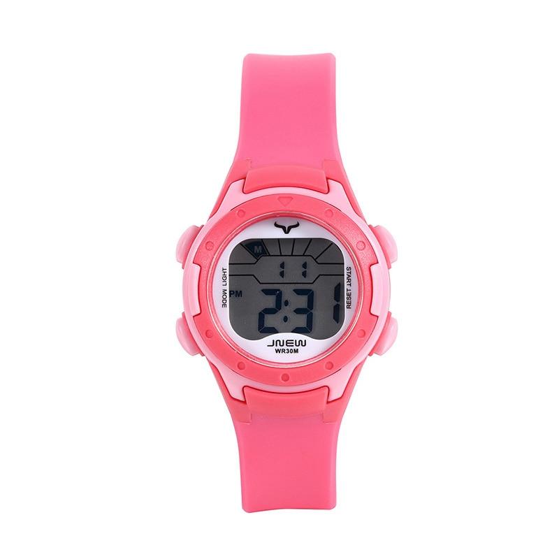 TurnFinger Многофункциональный Цветной Детский% 27s Электронный Часы Водонепроницаемый Спорт Мода Простой Роскошный Качество Горячий Распродажа 2020