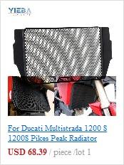 Задняя крышка тормозного резервуара для мотоцикла задняя масла