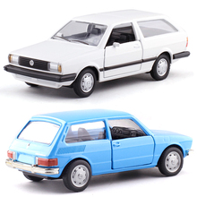 Ant 1:32 Diecast Toy Car Model Cars Alloy Beetle Volkswagen Old Sang Bian Santana Wagon Toys For Children