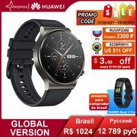 Huawei Watch GT 2 Pro Smartwatch,Hasta 2 Semanas de Batería, Pantalla Táctil Amoled de 1.39