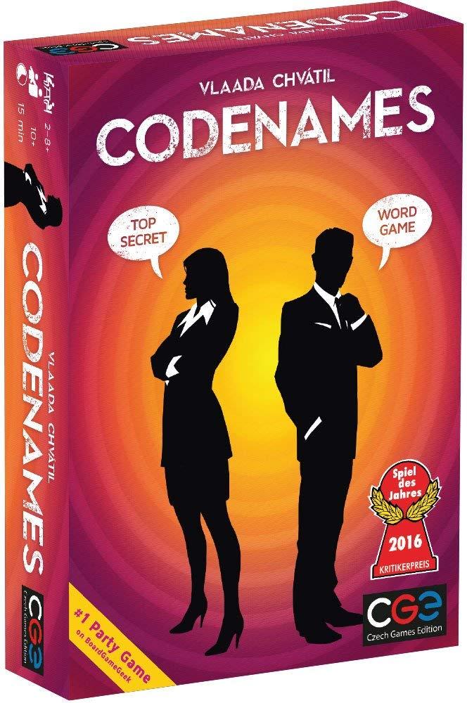 Codenames Game Chess Board Game Card