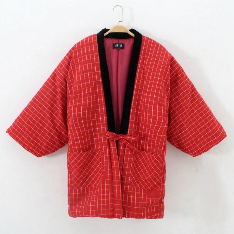 Haori Traditional Winter Kimono Japanese Mujer Dress Women Japanese Style Streetwear Dulces Japoneses Top Mujer Yukata Pajama