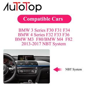 Image 2 - AUTOTOP 1din 10.25 IPS screen Android 10.0 Car Radio GPS Navigation For BMW F30/F31/F34/F20/F21/F32/F33/F36 NBT (2013 2017)