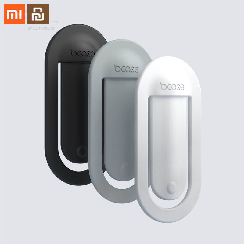 <font><b>Xiaomi</b></font> <font><b>mijia</b></font> silicone mobile phone bracket car bracket 3mm thick elastic steel sheet one press fixed suitable for <font><b>watching</b></font> TV image