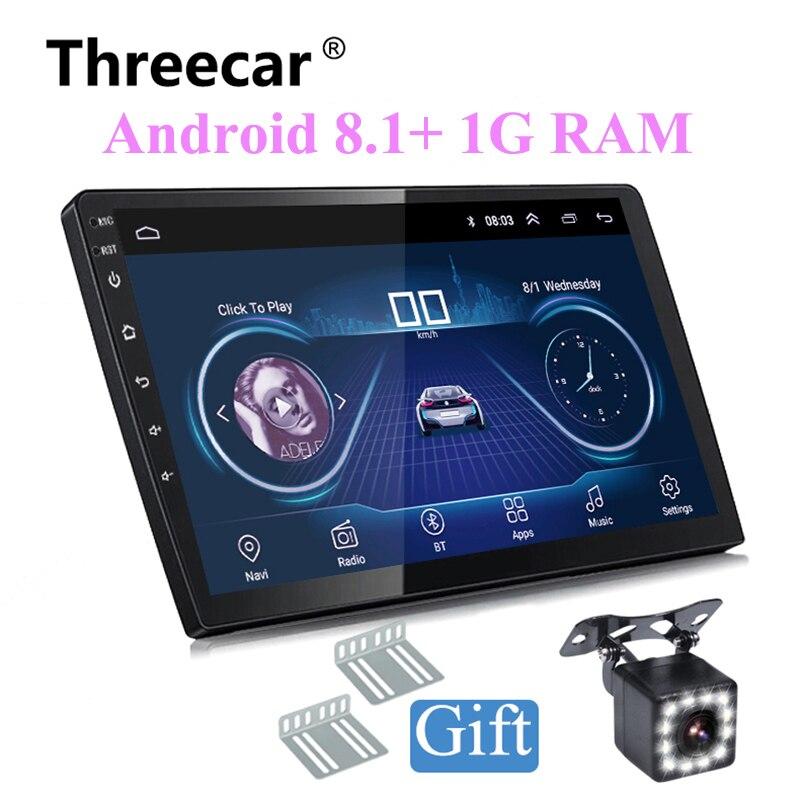 9 10 inch Android Touch Screen 2Din Car radio GPS Multimedia Autoradio Navigation Wifi Bluetooth 2