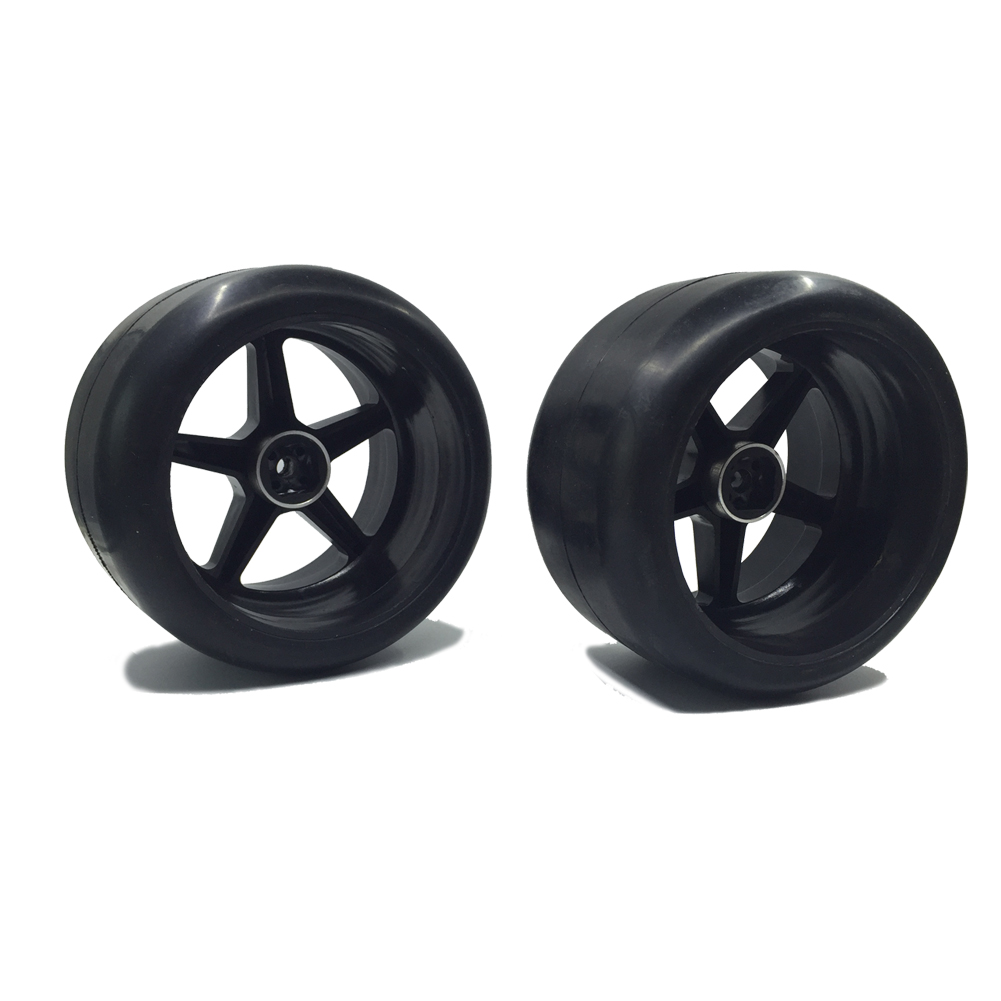 Задние накладные колеса и диски для 1/5 FG Monster Truck(TS-105) DIY Yourself клей