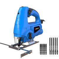 220V Electric Jig Saw Variable Speed Power Tools Woodworking Wood Cutting Laser