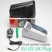Mini Portable Handy Bill Cash Money All Currency Counter Counting Machine EU-V30 Financial Equipment Wholesale EU US UK Plug