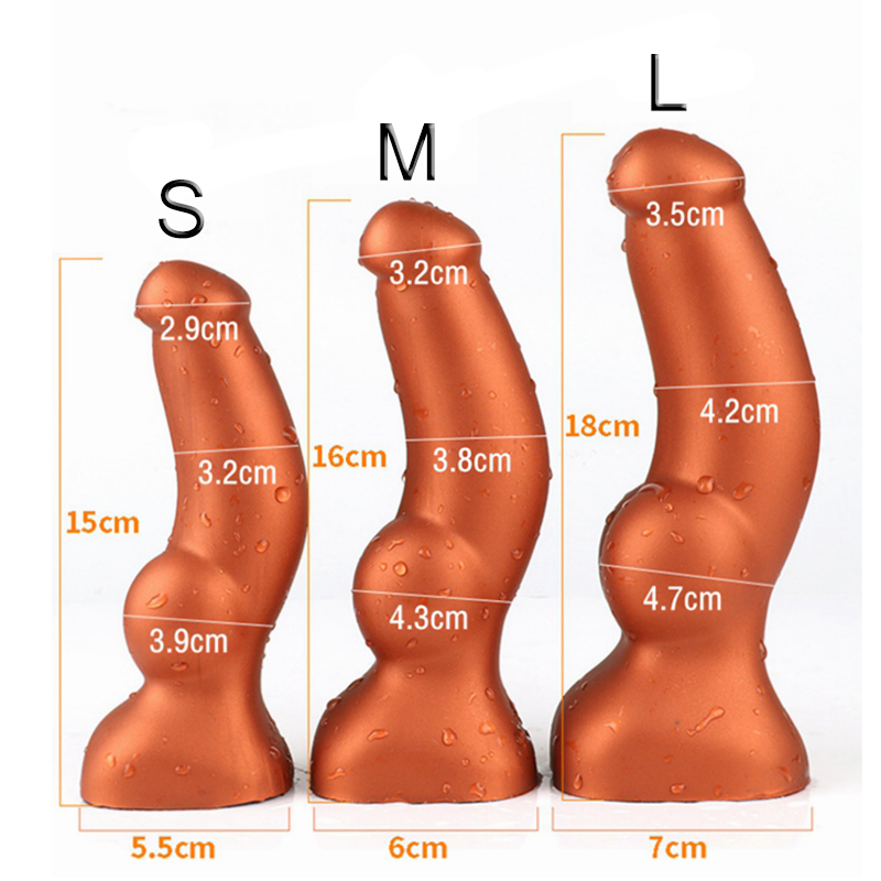 big ass plug huge anal butt plugs large sex toy silicone dildo men prostate massager erotic gay sex toys for men products shop 5