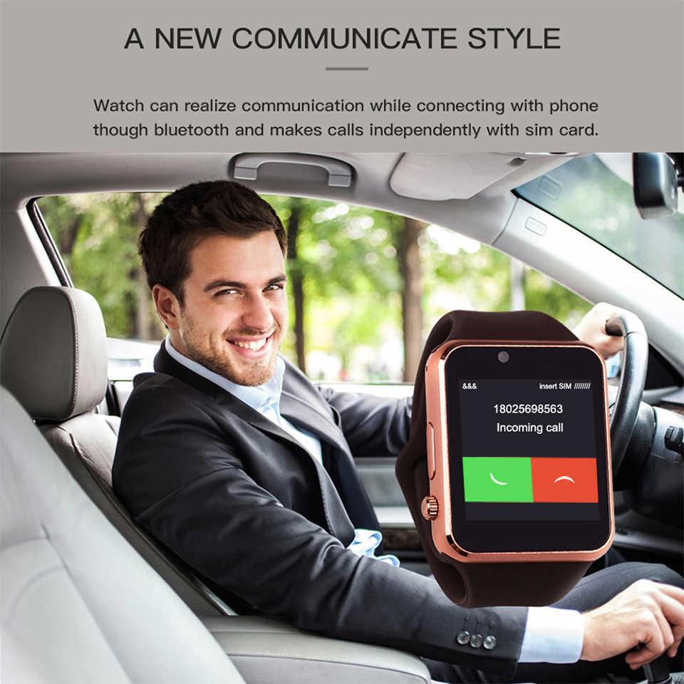 Montres numériques montre intelligente hommes/pour enfants smartwatch femmes/android Bluetooth montre soutien appel musique photographie SIM TF carte