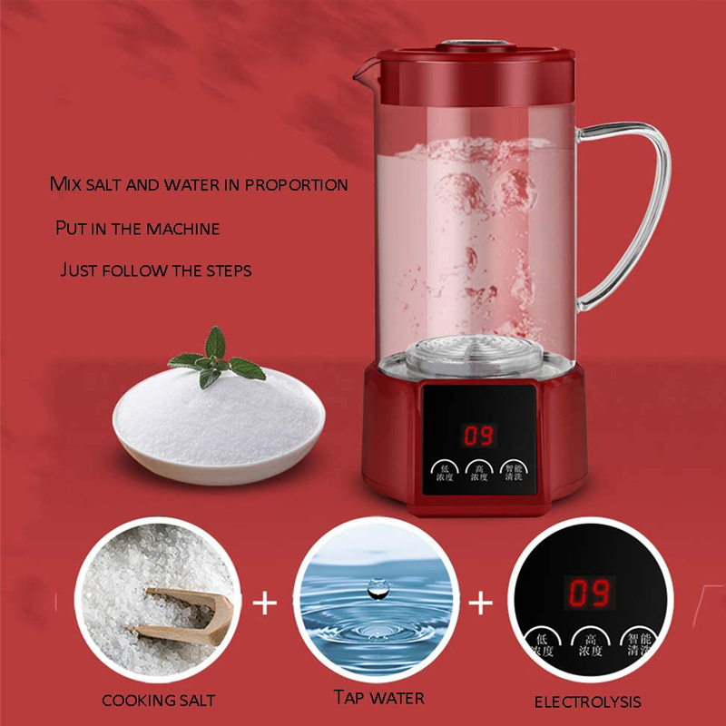 Image 3 - 220V/110V Hypochlorous Acid Water Maker Machine Household Disinfectant Machine  Healthy Environmental Water PurifierWater Filters   -