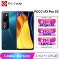 Глобальная версия POCO M3 Pro 5G 4ГБ 64ГБ / 6ГБ 128ГБ NFC Смартфон Dimensity 700 90Гц FHD+ DotDisplay 5000мАч 48Мп трёх Камера