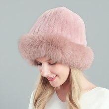 Высокое качество женская зимняя шапка толстые теплые мягкие