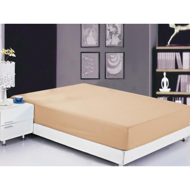 Bed Sheet with elastic band Valtery, 03, 200*200 cm