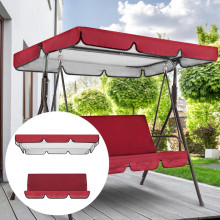 Chair Canopy-Cover Hammock Swing Seat Waterproof 3 Replacement