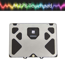 "10 pièces nouveau authentique A1278 trackpad pour Macbook Pro A1278 13 ""Unibody Touchpad Trackpad 2009 2010 2011 2012(China)"