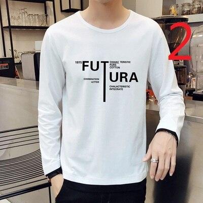 Che Basa La Camicia a Maniche Lunghe da Uomo Autunno E L'inverno Più Velluto Strisce di Tendenza Sottile Coreano T Shirt in Cotone