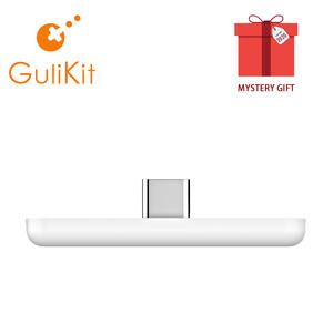 Gulikit Audio-Adapter Switch Nintendo PS4 for The Nintendo/Switch/Switch-lite/.. NS07