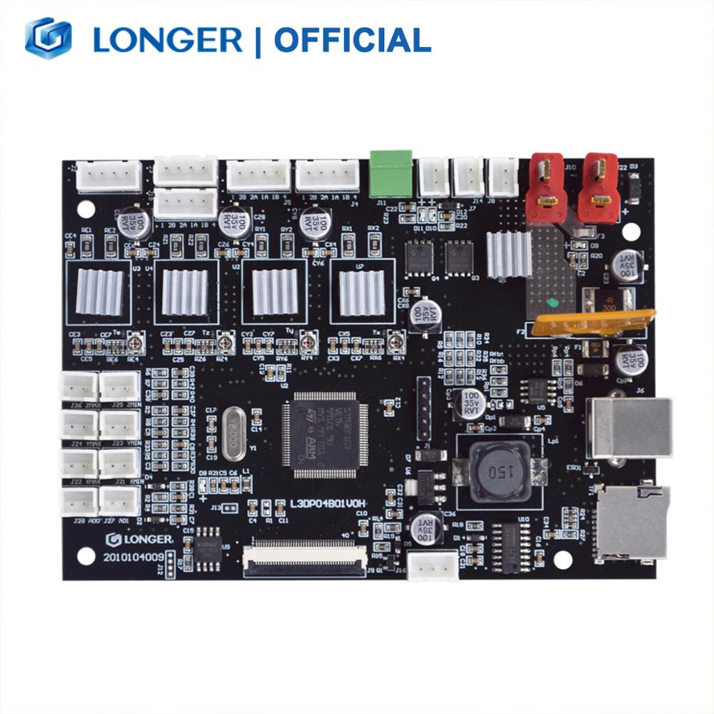 Longer LK1  LK4  Mainboard Alfawise U20 U30 Mainboard Original 3d Printer Motherboard longer3d motherboard Longer 3D