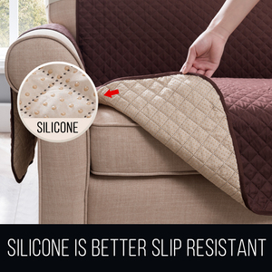Image 3 - Recliner Sofa Cover Anti Slip Sofa Covers For Living Room Furniture Protector For Pet & Kids Sofa Couch Cover Elastic Slipcovers