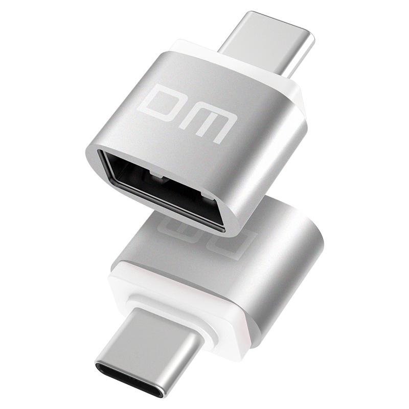 DM  USB C Adapter Type C To USB 3.0 Adapter Thunderbolt 3 Type-C Adapter OTG Cable For Macbook Pro Air Samsung S10 S9 USB OTG