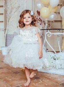 Одежда для девочек; Роскошное платье для выпускного вечера; Торжественное платье с бисером; Кружевное платье для крещения новорожденных