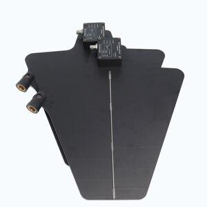 Image 3 - Leicozic新UA844 /UA874 アクティブ指向性アンテナ 5 チャンネルuhfアンテナ配電システムスーパー広帯域 500 950 433mhzの