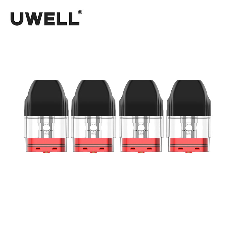 4/8/20pcs Uwell Caliburn KOKO Pod Replacement Cartridge 2ml Coil Pod For Uwell Caliburn Koko Kit Electronic Cigarette Core Vape