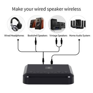 Image 2 - WR320 محول الموسيقى اللاسلكي Airplay DLNA متعدد الغرف واي فاي استقبال الصوت اللاسلكي للسماعات التقليدية HiFi Spotify