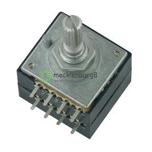 Image 2 - Novo 50 k rh2702 potenciômetro rotativo log alpes controle de volume de áudio pote estéreo w loudness