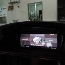 Chogathh 8,8 дюймов, автомобильный, мультимедийный плеер android система автомобиля радио gps навигация для BMW 5 серии E60(2005-2010) CCC