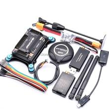 APM2.8 APM 2.8 flight controller board+M8N GPS built-in compass+shock absorber+xt60 power+433/915Mhz 100/500mw Radio Telemetry