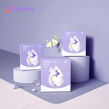 Deyo Maternity Disposable Breast Pad 0.12cm Ultra-thin Breathable Pure Cotton Breast-feeding Anti-overflow Nursing Pads 450pcs