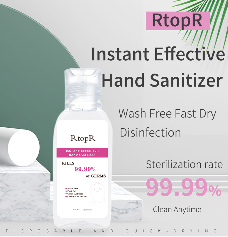 RtopR Hand Gel Hand Wash Hand Washing Fluid Natural Safe Moisturizing Without Hurting Hands Handwashing Fluid