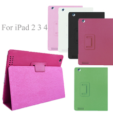 For Apple IPad 2 IPad 3 IPad 4 Kids Shockproof PC Stand Back Case Cover For Ipad 2 3 4 Tablet PC Capa Funda Protective Wholesale multifunction protective plastic back case w stand for iphone 4 4s blue yellow deep pink