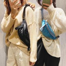 Crossbody-Bag Phone-Purse Women Winter New-Fashion Soft Solid for Waist-Bag Warm